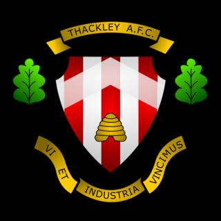 Thackley A.F.C. Association football club in England