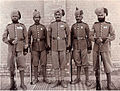 The 52nd Sikh Regiment at Kohat, North-West Frontier Province in 1905 (3).jpg