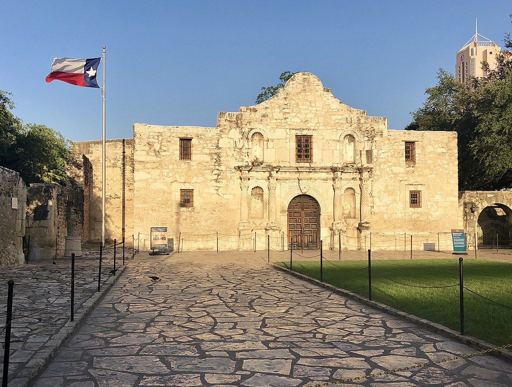 The Alamo - Virtual Tour