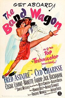 <i>The Band Wagon</i> 1953 film by Vincente Minnelli
