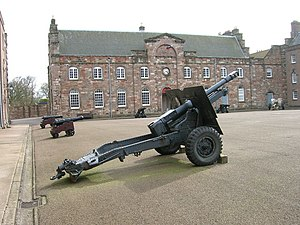 Berwick-upon-Tweed - The Barracks (1717–21)