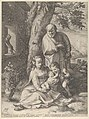 The Holy Family with the Infant John the Baptist MET DP841412.jpg