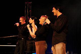 The Idea of North A cappella vocal ensemble