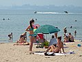 The Luzanovka beach. Odessa, Ukraine.jpg
