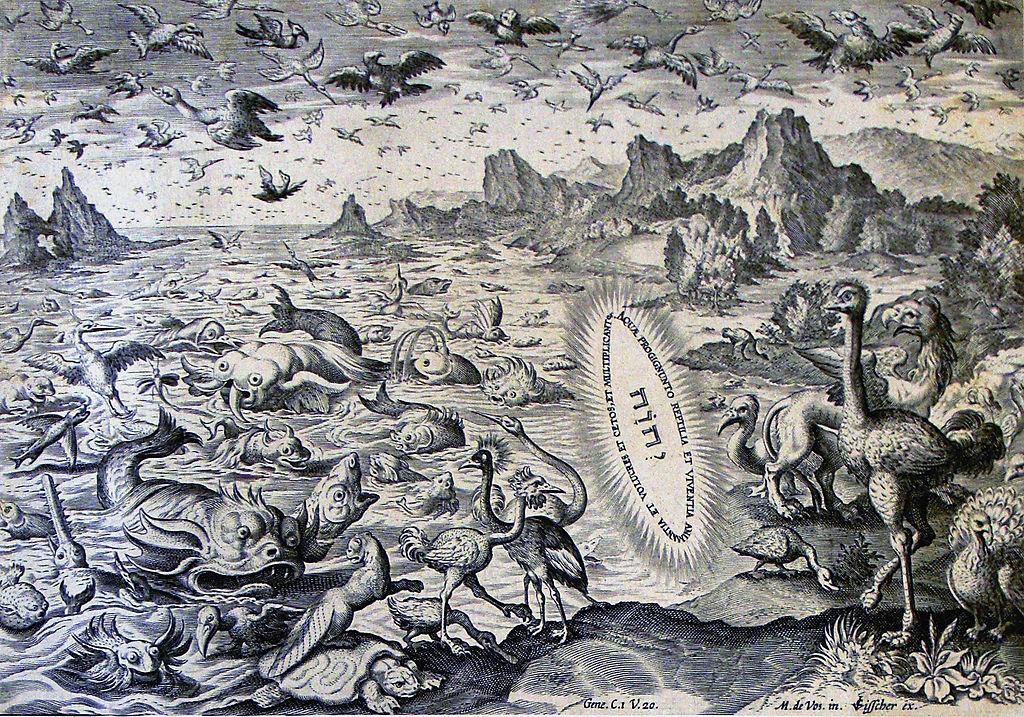 창세기 1장 - 천지창조 (2)