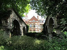 The Remains of the 12th century Hospital of St John The Baptist in High Wycombe, Buckinghamshire - geograph-4034360.jpg
