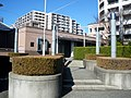 The Tokyo globe entrance.JPG