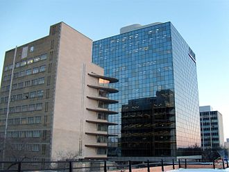 The Great-West Life Assurance Company - Great West Life building in Winnipeg (right)