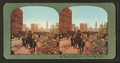 The destruction of San Francisco April 18, 1906, showing Market Street and Ferry Bldg. tower, from Robert N. Dennis collection of stereoscopic views.png