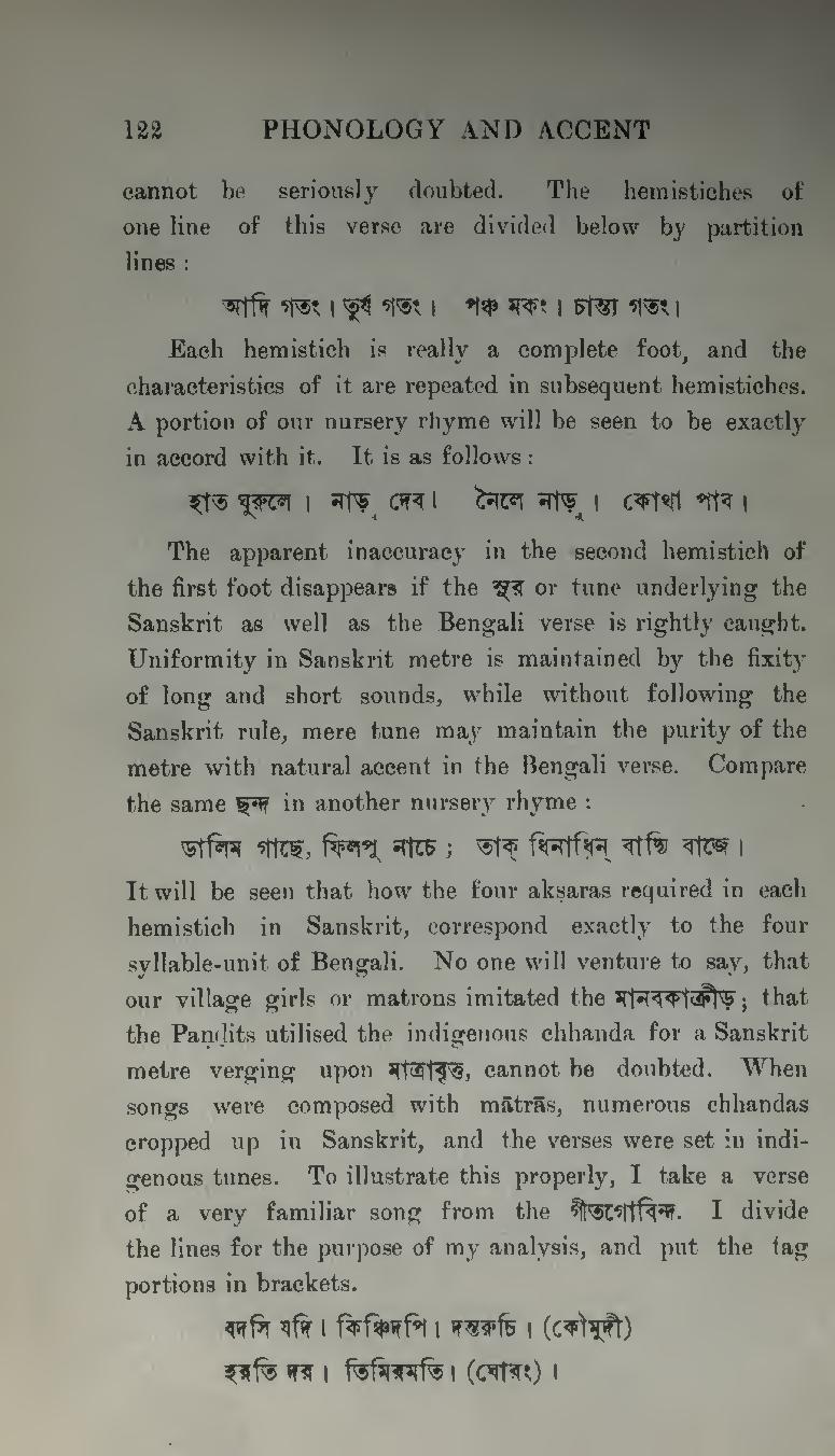 Page:The history of the Bengali language (1920) pdf/144