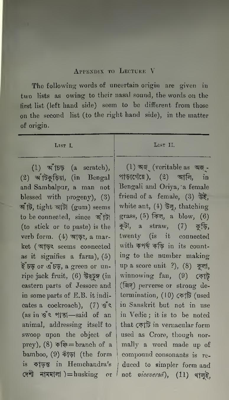 Page:The history of the Bengali language (1920) pdf/93