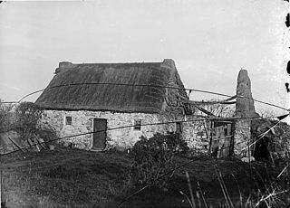 The home of Richard Robert Jones (Dic Aberdaron, 1780-1843)