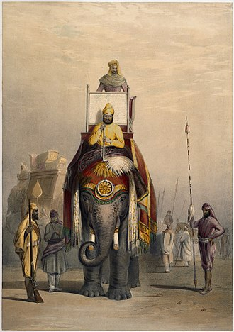 Maharaja - Maharaja of Patiala