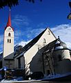 The sceneric church of Galtur Tirol on a sunny 26 Februari 2015 - panoramio.jpg