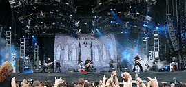 Therion beim Wacken Open Air, 2007