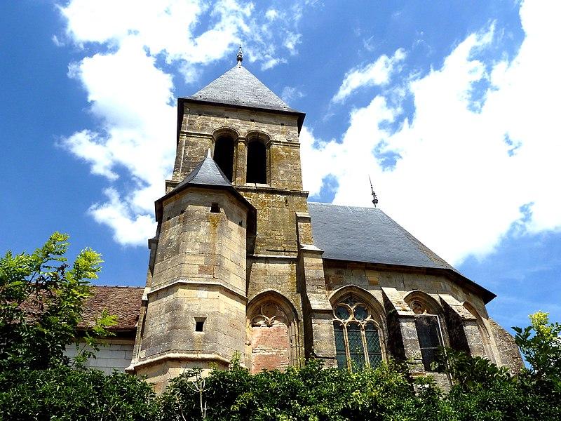 Thieblemont-Faremont Eglise P1060669