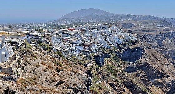 Santorini: Fira