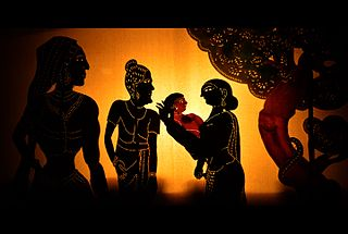 Tholpavakoothu Form of shadow puppetry practiced in Kerala, India