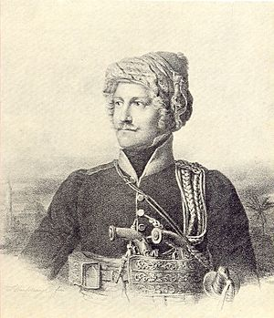 Thomas Gordon (British Army officer) - Portrait of Thomas Gordon.