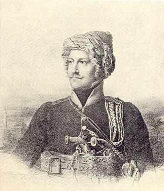 Thomas Gordon (British Army officer) - Portrait of Thomas Gordon.