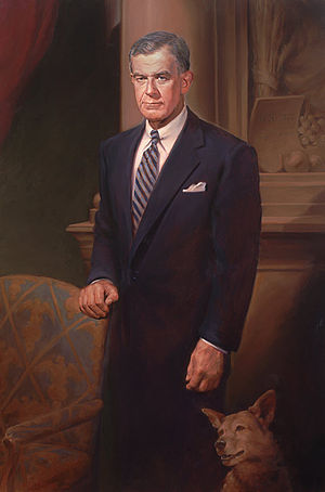 Tom Foley - Official portrait as chairman of the Agriculture Committee
