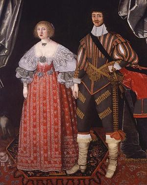 Ashton Court - Thomas and Florence Smyth 1627