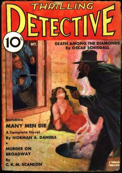 Thrilling Detective 1935