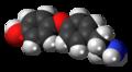 Thyronamine 3D spacefill.png