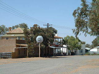 Tibooburra, New South Wales Town in New South Wales, Australia