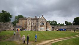 Tickhill Castle House.JPG