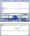 Time-domain reflectometer 580km test, Teleflex VX, TDR, SebaKMT, Megger Group.jpg