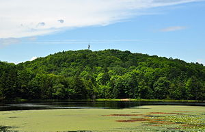 Northern Highland - Timms Hill, the highest natural point in Wisconsin is located in the Northern Highlands in the Town of Hill, Price County.