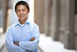Portrait of Wikimedia Foundation Board member Ting Chen.