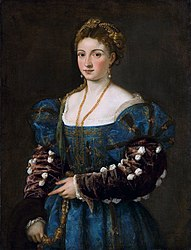 Titian: La Bella