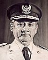 Tjokropranolo as Governor of Jakarta.jpg