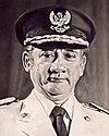Tjokropranolo as Governor of Jakarta.jpg