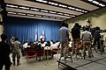 Tokyo Press Get Ready for Mullen Press Conference (5941726845).jpg