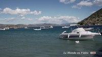 File:Tolo Bay , Greece.webm