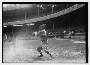 Tom Daly (catcher) - Tom D. Daly in 1918
