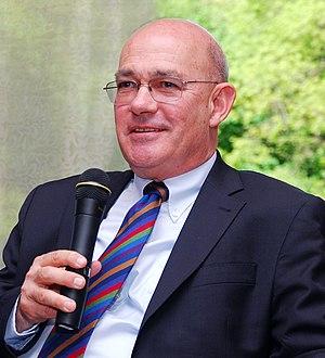 Tom Segev - Image: Tom Segev (2011)