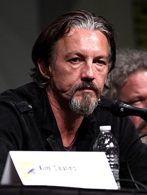 Tommy Flanagan (actor) - Flanagan at the 2012 San Diego Comic-Con International