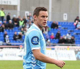 Tommy Høiland Norwegian footballer