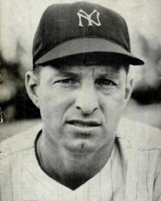 Tommy Henrich - Henrich in 1949.