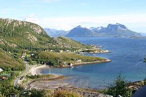 Helgeland - Tonnes in Lurøy