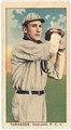 Tonnesen, Oakland Team, baseball card portrait LCCN2008677301.tif