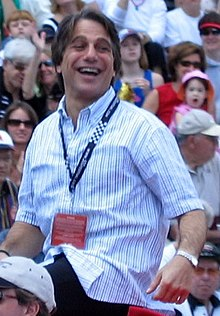 Description de l'image  Tony Danza Indianapolis 500 Festival Parade.jpg.