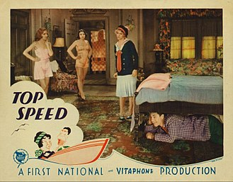 Top Speed (film) - Lobby card
