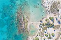 Top down aerial of Elafonisi Beach on Crete, Greece.jpg