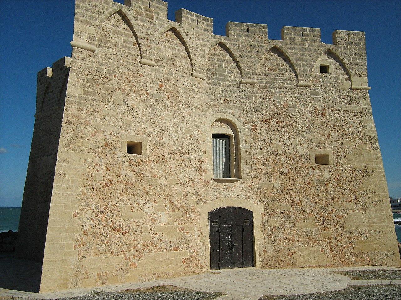 Torre Santa Sabina – Veduta