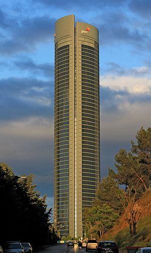 Torre PwC - Torre PwC in April 2017
